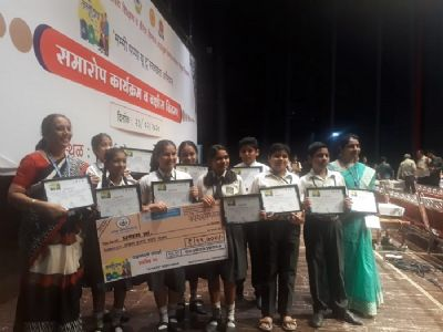 INTERSCHOOL STREET PLAY & DEBATE COMPETITION ORGANIZED UNDER THE